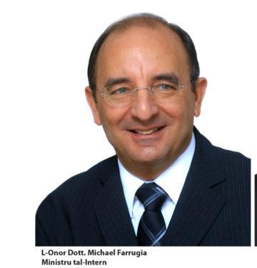 Ministeri importanti għal Deputati Naxxarin